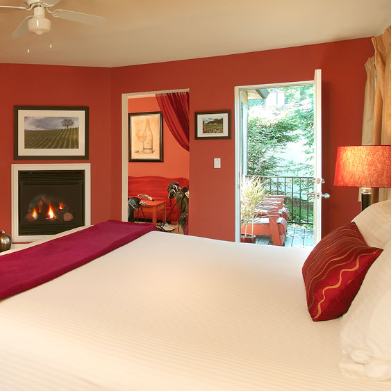 West Sonoma Inn and Spa,rooms suites