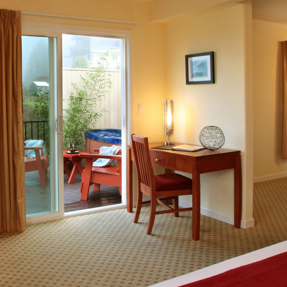 West Sonoma Inn and Spa, room suites