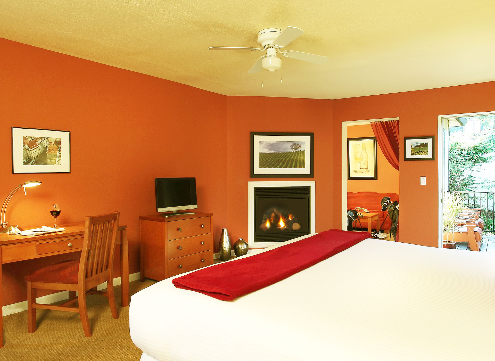 West Sonoma Inn and Spa Rooms & Suites