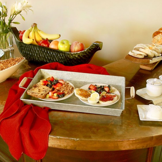 West Sonoma Inn and Spa free breakfast