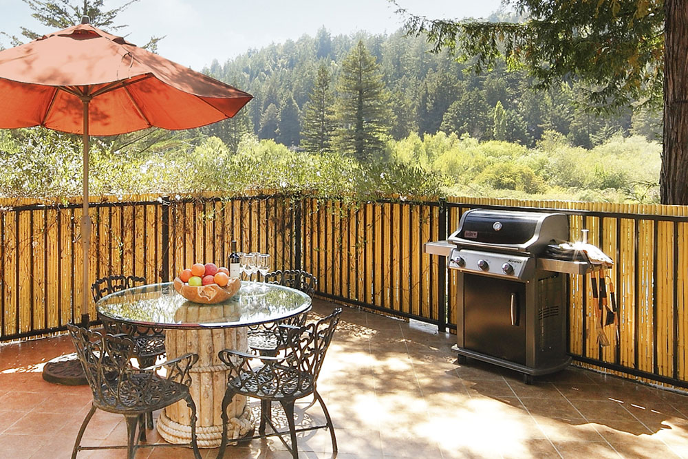West Sonoma Inn and Spa spa rooms